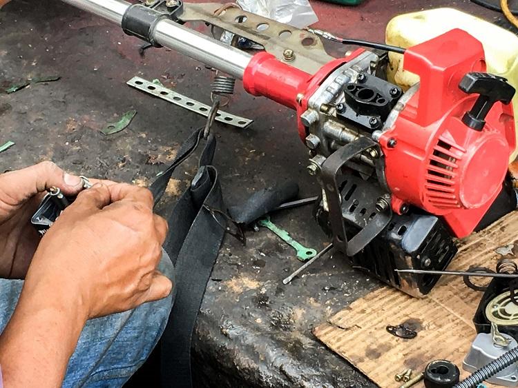 Mower Servicing   Mower and Lawn tool repair